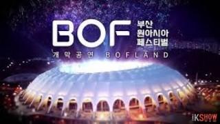 Busan One Asia Festival Park Concert