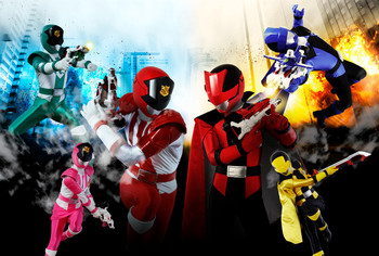 Thief Sentai Lupin Ranger VS Police Sentai Patranger
