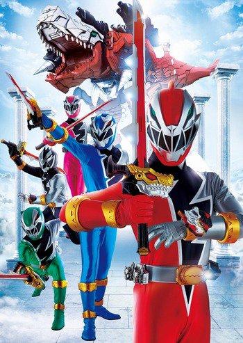 Dino Knight Sentai Ryuusouger (2019)