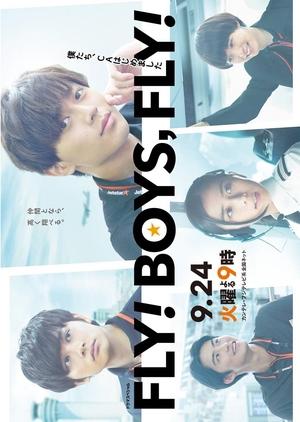 FLY! BOYS, FLY! Bokutachi, CA Hajimemashita (2019)