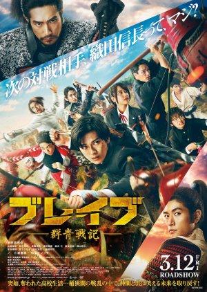 Brave: Gunjou Senki (2021)